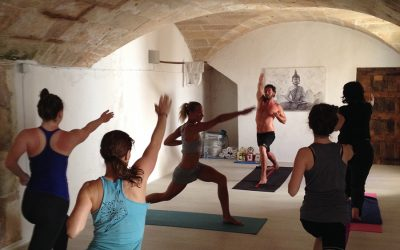 A Yoga Retreat Holiday for Busy People