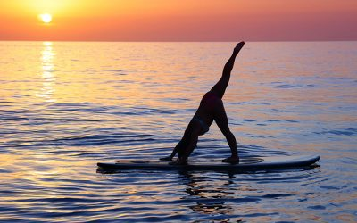 Summer yoga holiday in Mallorca with sea, sand and sun!